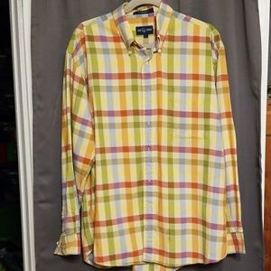 Alan Flusser men's long sleeve size L